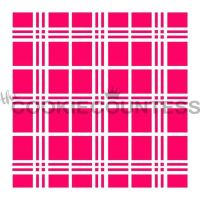 New Plaid by The Cookie Countess: 3 Units @ £4.44 Per Unit.