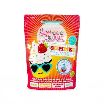 *NEW* 500g Mermaid Natural Flavoured Icing Sugar Dairy and Gluten Free