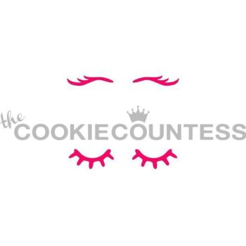 Eyelashes by The Cookie Countess: 3 Units @ £4.44 Per Unit