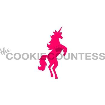 Standing Unicorn by The Cookie Countess: 3 Units @ £4.44 Per Unit