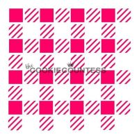Buffalo Plaid by The Cookie Countess: 3 Units @ £4.44 Per Unit