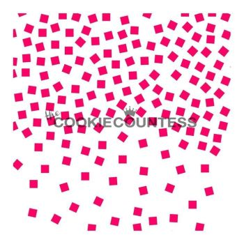 Confetti by The Cookie Countess: 3 Units @ £4.44 Per Unit