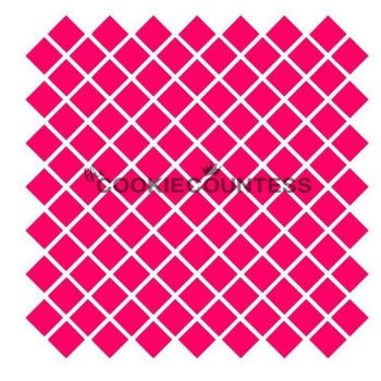 Lattice by The Cookie Countess: 3 Units @ £4.44 Per Unit