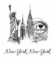 New York New York . IN STOCK