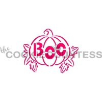 Drawn with Character Boo Pumpkin PYO by The Cookie Countess: 3 Units @ £4.44 Per Unit