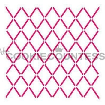 Argyle Lines by The Cookie Countess: 3 Units @ £4.44 Per Unit