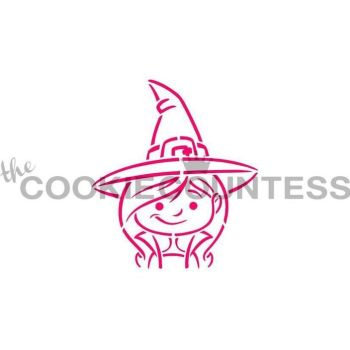 Drawn with Character Little Witch PYO by The Cookie Countess: 3 Units @ £2.22 Per Unit