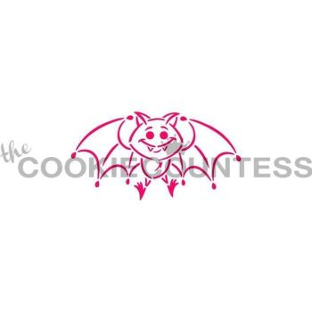 Drawn with Character Bat PYO by The Cookie Countess: 3 Units @ £2.22 Per Unit