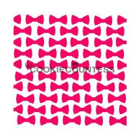 Bow ties by The Cookie Countess: 3 Units @ £4.44 Per Unit