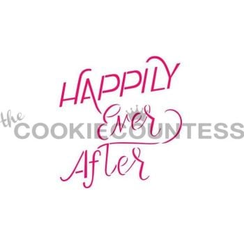 Happily Ever After by The Cookie Countess: 3 Units @ £4.44 Per Unit