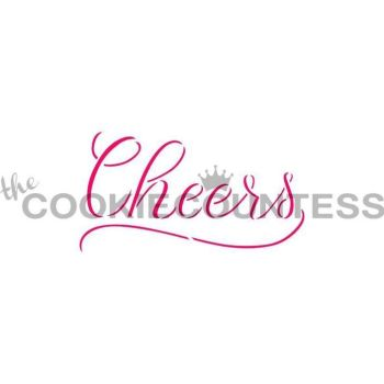 Cheers by The Cookie Countess: 3 Units @ £4.44 Per Unit