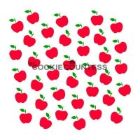 2 Piece Apples Set by The Cookie Countess: 3 Units @ £8.88 Per Unit