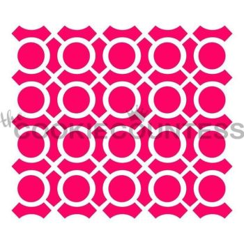 Circle Trellis by The Cookie Countess: 3 Units @ £4.44 Per Unit