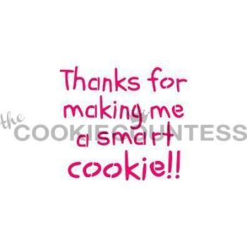 Thanks For Making Me a Smart Cookie!! by The Cookie Countess: 3 Units @ £4.44 Per Unit