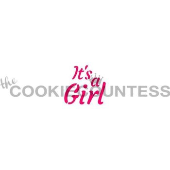 Oreo - It's a Girl by The Cookie Countess: 3 Units @ £2.22 Per Unit