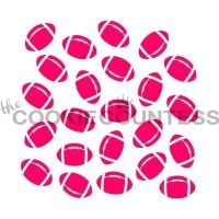 Flying Footballs by The Cookie Countess: 3 Units @ £4.44 Per Unit