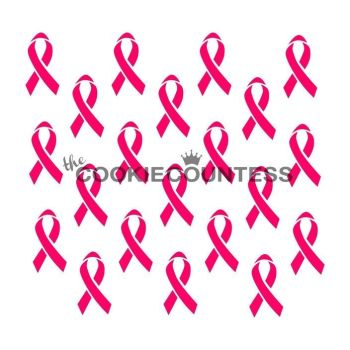 Awareness Ribbon by The Cookie Countess: 3 Units @ £4.44 Per Unit