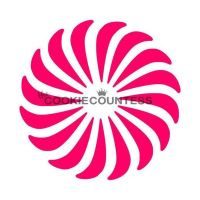 Big Swirl by The Cookie Countess: 3 Units @ £4.44 Per Unit