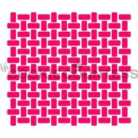 Basketweave by The Cookie Countess: 3 Units @ £4.44 Per Unit