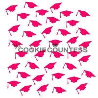 Graduation Caps by The Cookie Countess: 3 Units @ £4.44 Per Unit