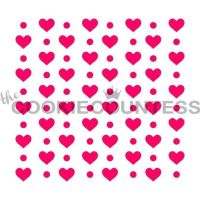 Hearts and Dots by The Cookie Countess: 3 Units @ £4.44 Per Unit