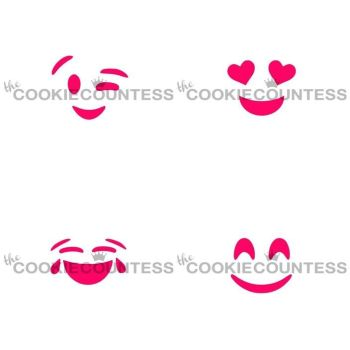 Emoji Bundle by The Cookie Countess