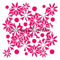 Floral Lace by The Cookie Countess: 3 Units @ £4.44 Per Unit