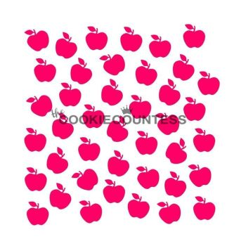 Apples by The Cookie Countess: 3 Units @ £4.44 Per Unit