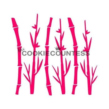 Bamboo by The Cookie Countess: 3 Units @ £4.44 Per Unit