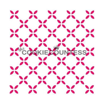 Country Flowers by The Cookie Countess: 3 Units @ £4.44 Per Unit