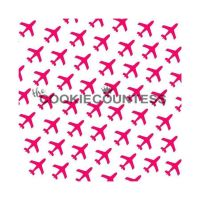 Airplanes by The Cookie Countess: 3 Units @ £4.44 Per Unit