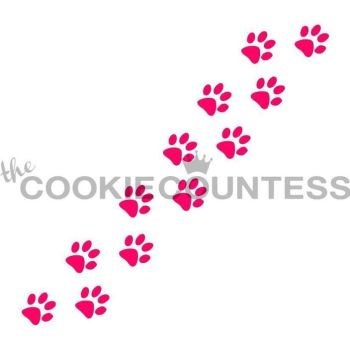 Animal Trail by The Cookie Countess: 3 Units @ £4.44 Per Unit