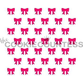 Little Bows by The Cookie Countess: 3 Units @ £4.44 Per Unit