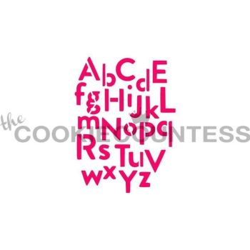 ABCs by The Cookie Countess: 3 Units @ £4.44 Per Unit