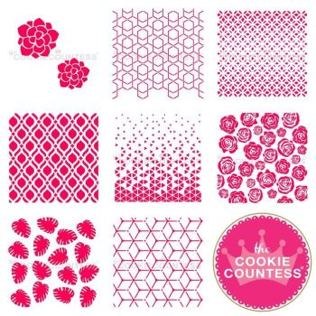 New Designs Bundle by The Cookie Countess