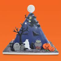 Patchwork Cutters Halloween