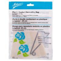 """Ateco 10"""" Plastic Coated Bag. 6 units at  £1.33  per unit."""