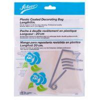 """Ateco 08"""" Plastic Coated Bag. 6 units at  £1.20 per unit."""
