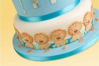 Patchwork Cutters Baby Lion & Nursery Set