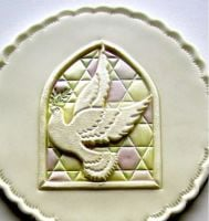 Patchwork Cutters Dove of Peace