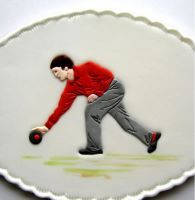 Patchwork Cutters Bowler