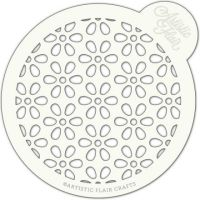 Artistic Flair Daisy Circle Cake Top, MOQ 4 units, Price per Unit £3.61