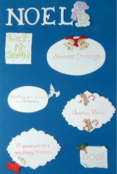 Patchwork Cutters Christmas Greetings