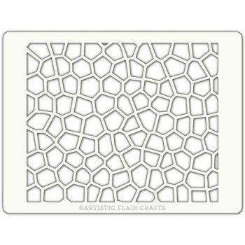 Artistic Flair Crackle Texture, MOQ 4 units, Price per Unit £1.12