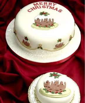 Patchwork Cutters Christmas Puddings