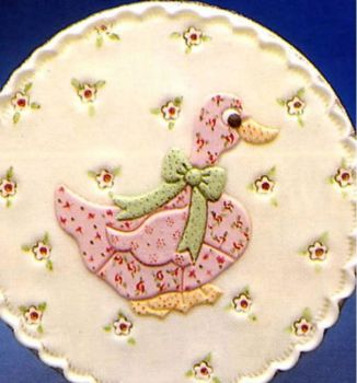 Patchwork Cutters Duck
