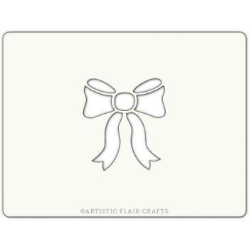 Artistic Flair Bow Cupcake, MOQ 4 units, Price per Unit £0.90