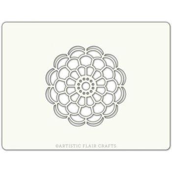 Artistic Flair Flower Mandala, MOQ 4 units, Price per Unit £0.90
