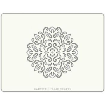 Artistic Flair Elegant Swirl, MOQ 4 units, Price per Unit £0.90