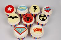 FMM Sugarcraft Superhero Cutter Set